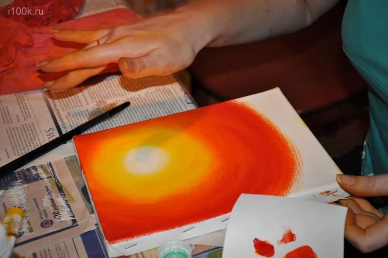 Интуитивное рисование: творим с радостью