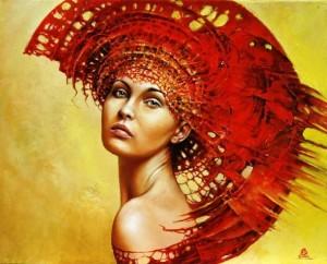 женщина Амазонка