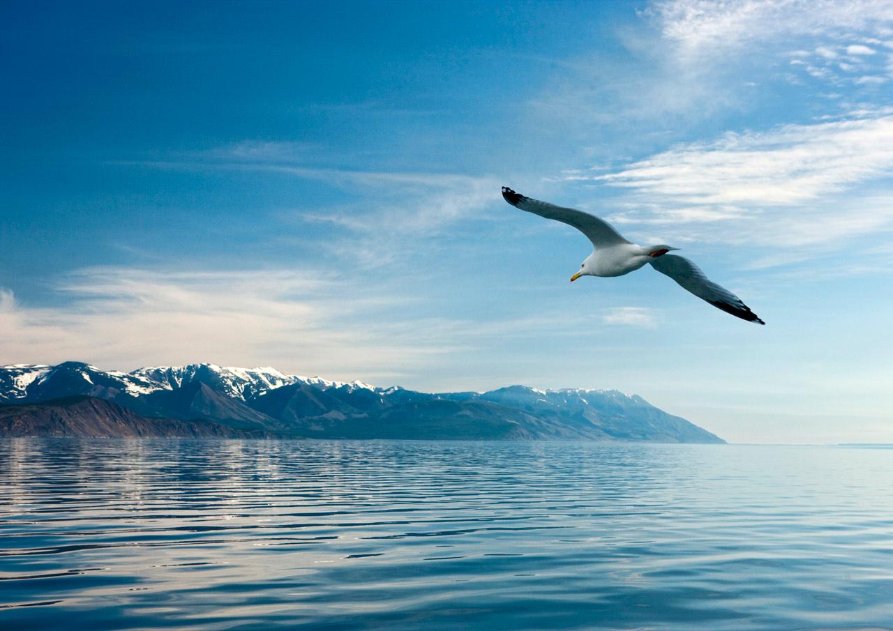 Байкал. Великое озеро