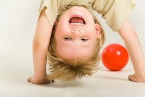 воспитание: первый шаг