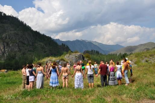 Altaiskie zarisovki festival sedmoe nebo Altai