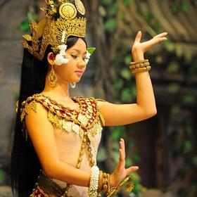 Камбоджа танец