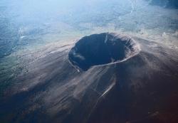 везувий кратер 250