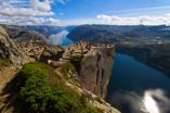 Седьмое небо в Норвегии